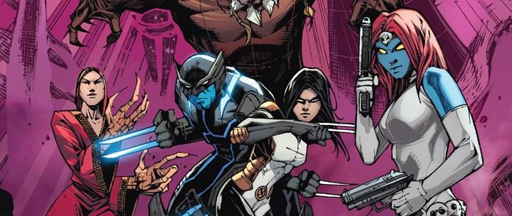 Avant-Première VO: Review Death of Wolverine: The Logan Legacy #1