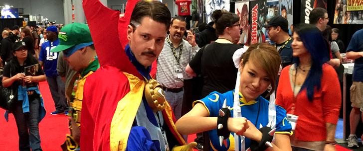 New York Comic Con 2014