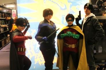 Robins et cie