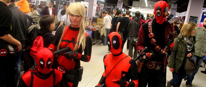 Paris Comics Expo 2014 – Les Photos
