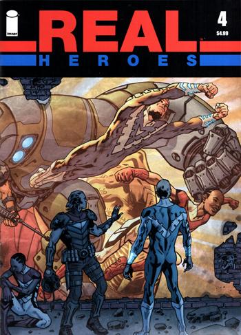 Real Heroes #4