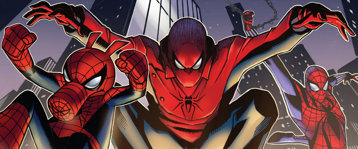 Avant-Première VO: Review Spider-Verse Team-Up #1
