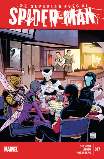 Superior Foes of Spider-Man #17