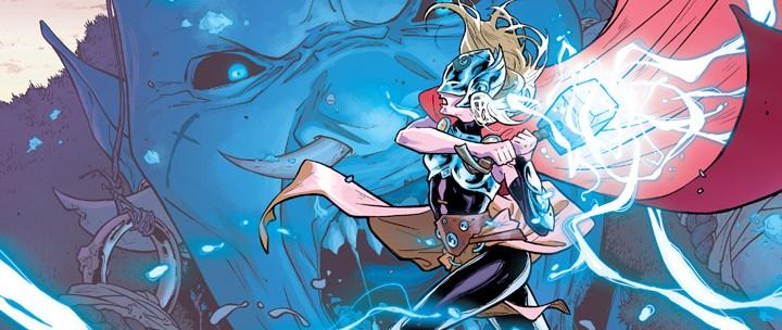 Avant-Première VO: Review Thor #2
