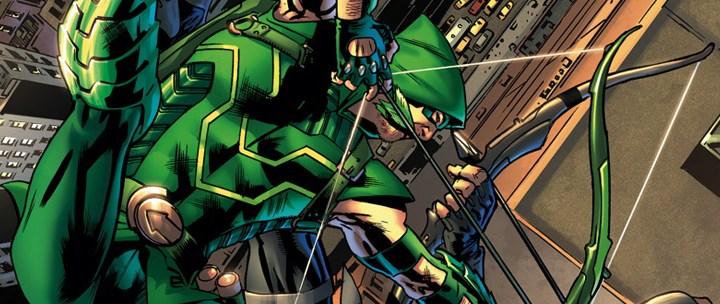 Avant-Première VO: Review Green Arrow #37