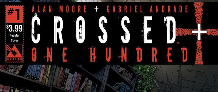 Avant-Première VO: Review Crossed Plus One Hundred #1
