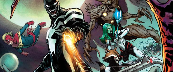 Avant-Première VO: Review Guardians of the Galaxy #22