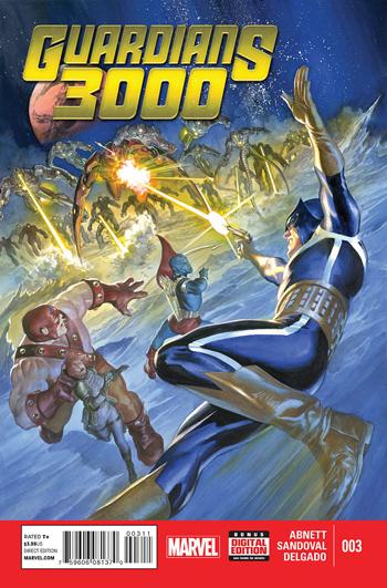 Guardians 3000 #3