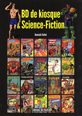 BD de Kiosque & Science-Fiction