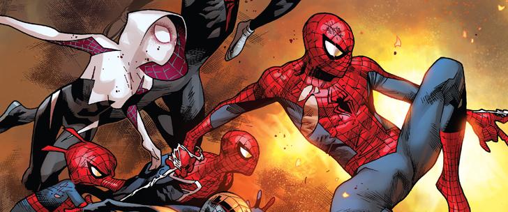 Avant-Première VO: Review Amazing Spider-Man #13