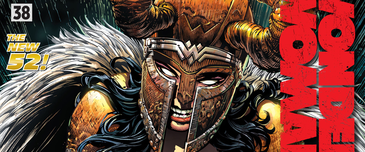 Avant-Première VO: Review Wonder Woman #38