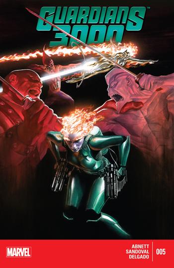 Guardians 3000 #5