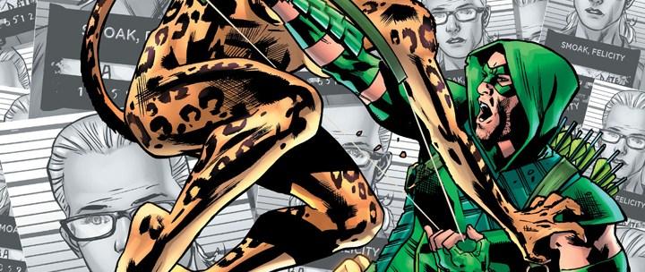 Avant-Première VO: Review Green Arrow #39