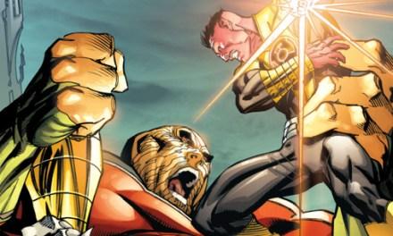 Avant-Première VO: Review Sinestro #9