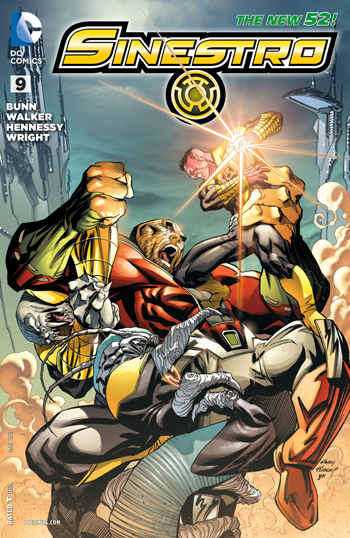 Sinestro #9