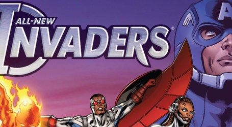Avant-Première VO: Review All-New Invaders #15