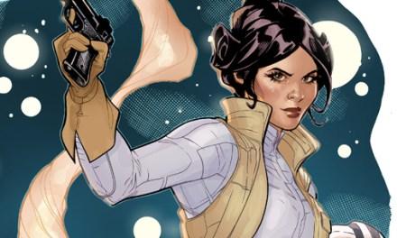 Avant-Première VO: Review Princess Leia #1