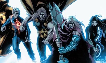 Avant-Première VO: Review New Avengers #32