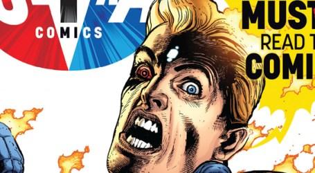 Avant-Première VO: Review Multiversity – Ultra Comics #1