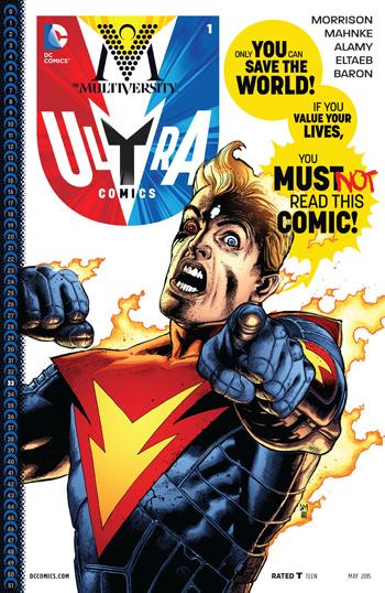 Multiversity - Ultra Comics #1