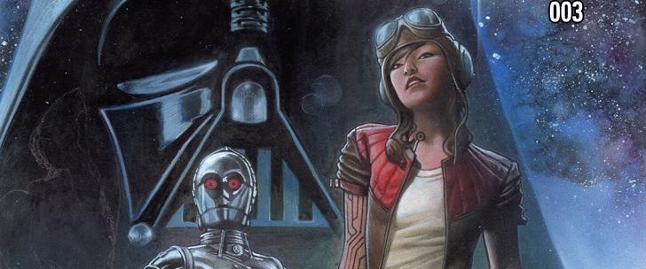Avant-Première VO: Review Darth Vader #3