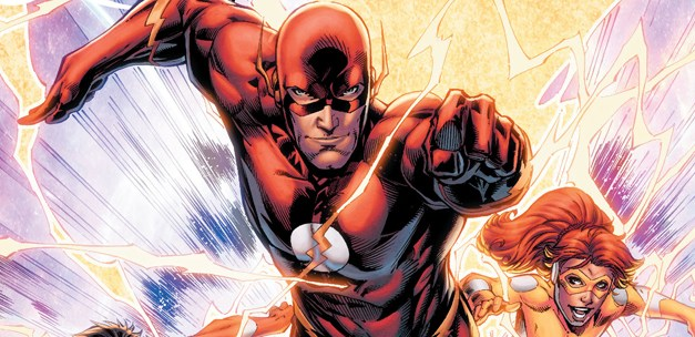 Avant-Première VO: Review Convergence – Speed Force #1