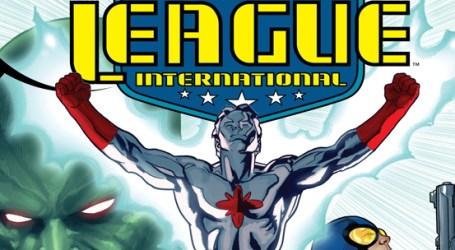 Avant-Première VO: Review Convergence: Justice League International #1