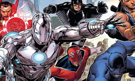 Avant-Première VO: Review New Avengers #33