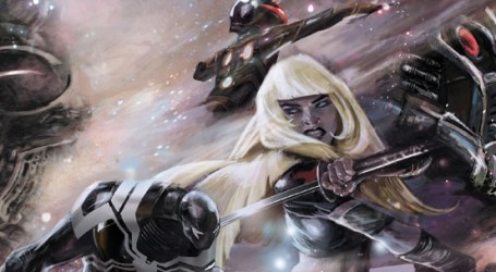 Avant-Première VO: Review: Guardians of the Galaxy & X-Men: Black Vortex Omega #1
