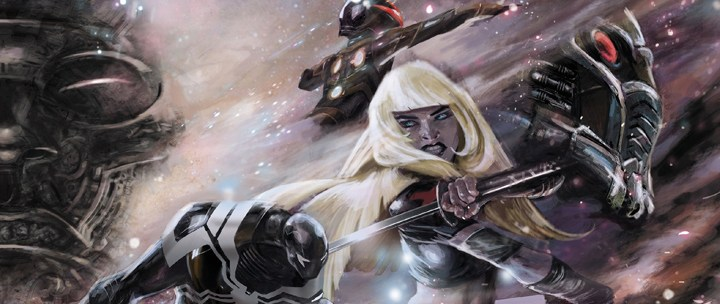 Avant-Première VO: Review: Guardians of the Galaxy & X-Men: Black Vortex Omega #1