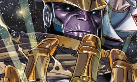 Avant-Première VO: Review Infinity Gauntlet #1