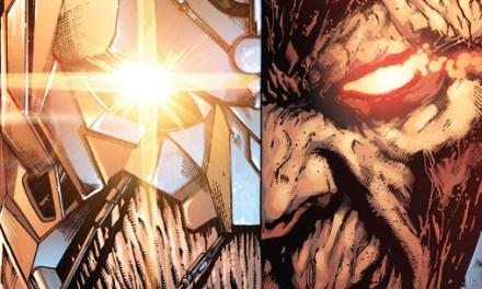 Avant-Première VO: Review Justice League #40