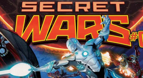 Avant-Première VO: Review FCBD 2015 Secret Wars #0