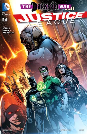 Justice League #41