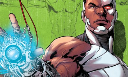 Avant-Première VO: Review Cyborg #1