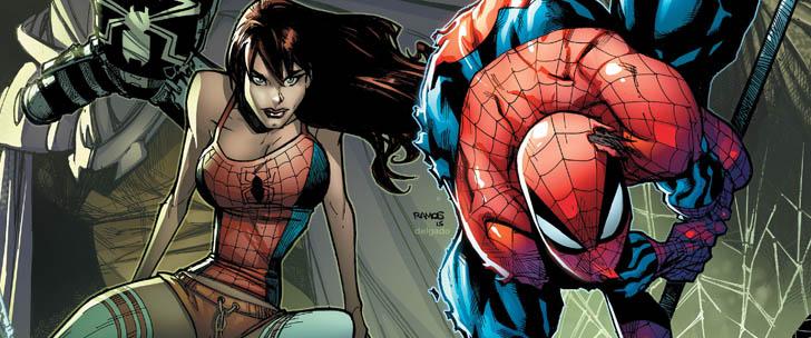Avant-Première VO: Review Spider-Island #1