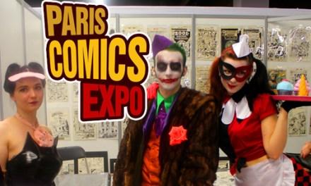 Welcome back Paris Comics Expo !