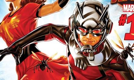 Avant-Première VO: Review Last Days Of Ant-Man #1