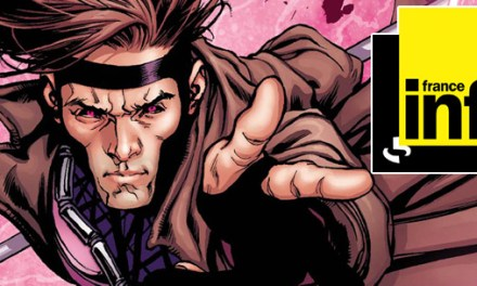 Gambit et Comic Box @ France Info