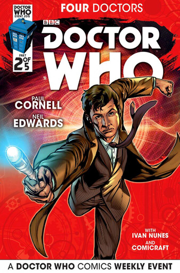 Doctor Who: Four Doctors #2