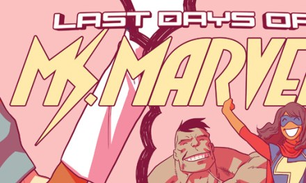 Avant-Première VO: Review Ms. Marvel #18