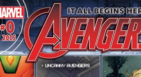 Avant-Première VO: Review Avengers #0