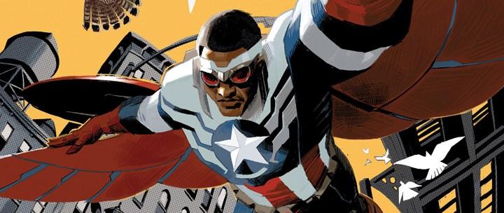 Avant-Première VO: Review Captain America: Sam Wilson #1