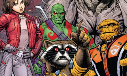 Avant-Première VO: Review Guardians of the Galaxy #1