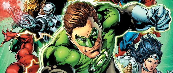 Avant-Première VO: Review Justice League #44