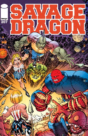 Savage Dragon #207