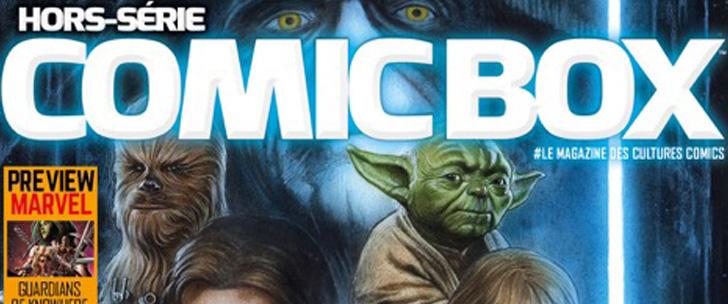 Comic Box Hors-Série – Spécial Science-Fiction
