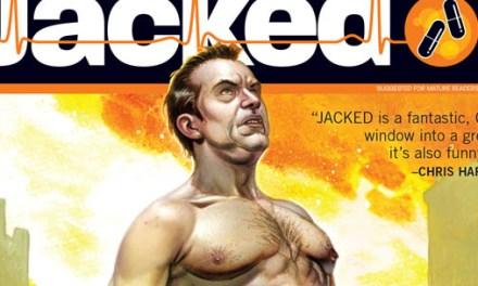 Avant-Première VO: Review Jacked #1