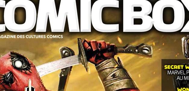 Preview: Comic Box #98