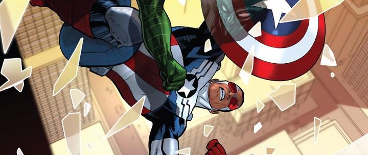 Avant-Première VO: Review Captain America – Sam Wilson #4